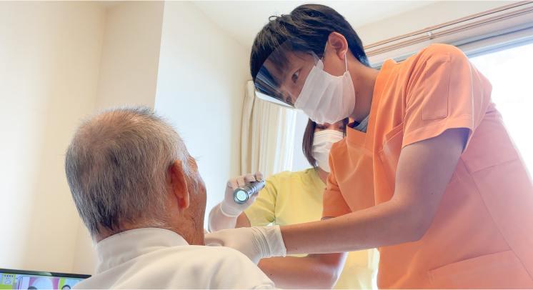 訪問診療 特徴